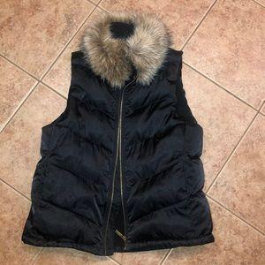 Gap women's winter vest.